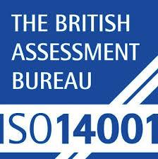 British Assessment Bureau Accreditation ISO 14001:2015